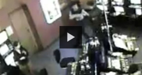Russian Police Beating People in Casino Caught on Tape