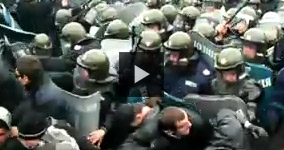 Police Brutality in Sofia
