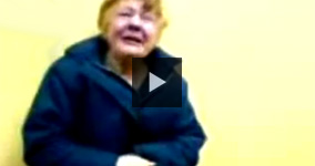 Russian Police Officer Tortured an Older Woman in Station