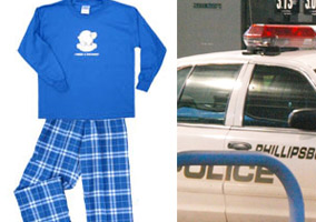 Ohio Police Make Inocent Man Walk Home in His Pajamas