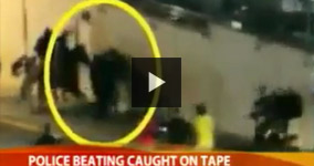 Video Shows Police Beating After U-Md. Basketball Game
