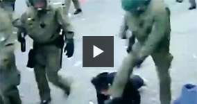 Police Brutality in Germany