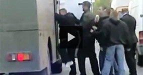 Silent Protesters Get Brutally Arrested By Belarus Secret Police