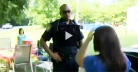Police Busted Children's Lemonade Stand