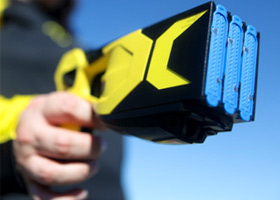 Cops Kill Teen With A Taser Gun