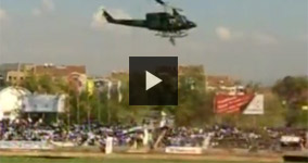 20 Kids Injured During an Police Helicopter Show