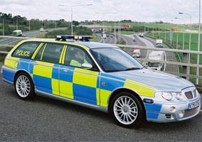 British Cop Spent 20 Minutes Chasing Himself