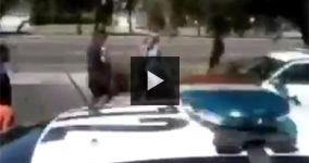 Fresno Cops Caught on Tape Manhandling a Teenage Girl