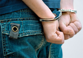 Nine-Year-Old Schoolgirls Arrested And Cuffed