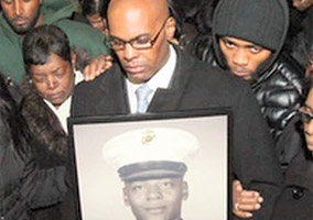 Ex-Marine Killed During A Medical Alert