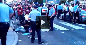 Philadelphia Cop Suspended For Punching a Woman In The Face