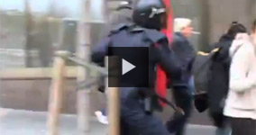 Spanish Cops Beat a 13-Year-Old And an Underage Girl