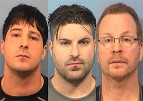 Three Schaumburg Cops Arrested For Stealing and Reselling Drugs