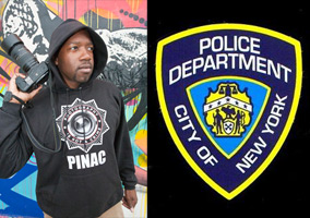 Journalist Cuffed for Shooting NYPD's Stop-and-Frisk Action