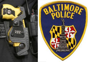 Baltimore Cop Facing Prison After Killing a Man With Taser