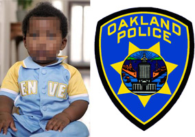 Oakland Cops Point Guns at a Sleeping Baby
