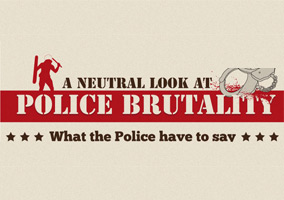 Police About Police Brutality [Infographic]