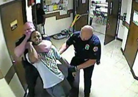 Chattanooga Officers Fired For Breaking Inmate's Legs