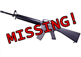 Missing M16 in Philly Fallen Into Wrong Hands?