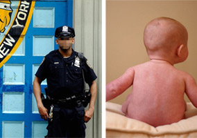 NYPD Cops Sued For Pepper-Spraying a 5-Month-Old