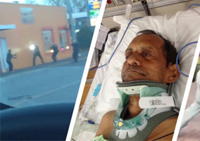 Alabama Police Paralyzed Indian Grandpa